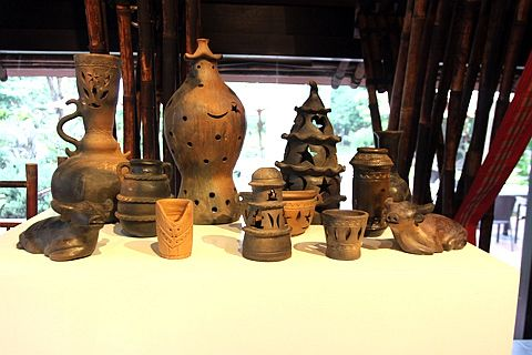 Sản phẩm gốm Churu