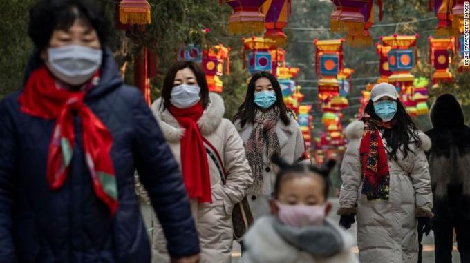 Trung Quốc đang đối mặt với một cái tết ác mộng