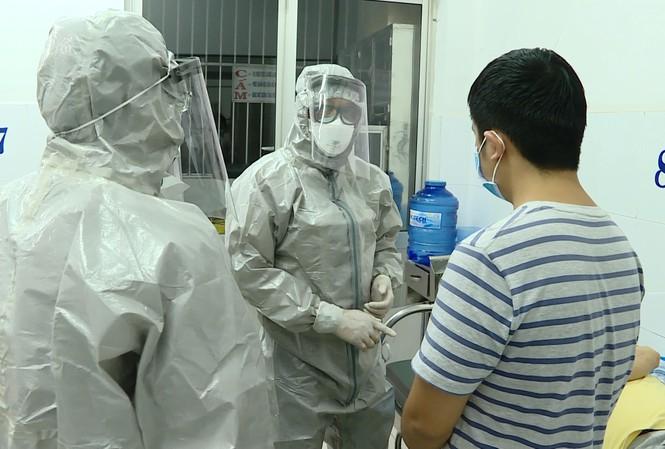 Bệnh nhân người Trung Quốc dương tính với virus corona đang phục hồi tốt tại bệnh viện Chợ Rẫy