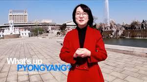 Un A - cô gái Bình Nhưỡng trong serie video trên kênh Youtube