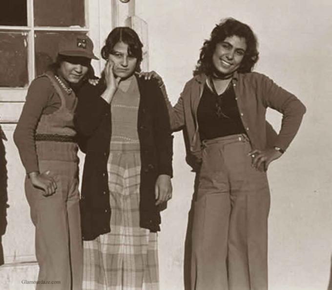 Những mẫu thời trang cập nhật trên đường phố Kabul thập niên 60
