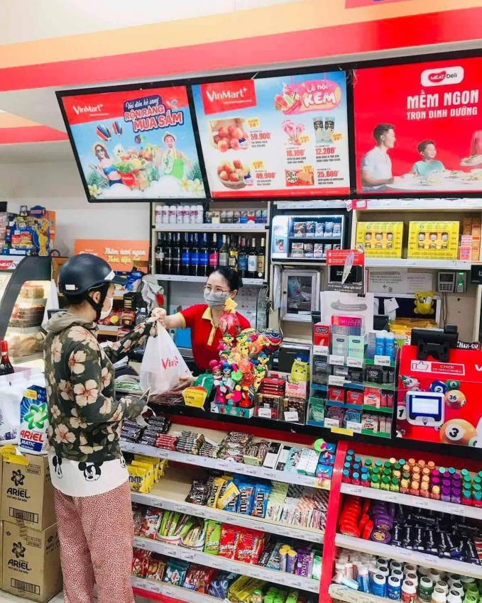 VinCommerce hiến kế 'đi chợ hộ' người dân