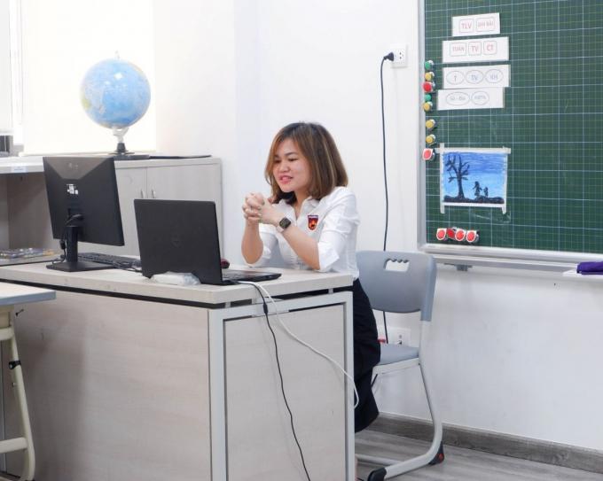 Trong bối cảnh mới, giáo viên trường Sunshine Maple Bear luôn nỗ lực tìm ra các giải pháp để nâng cao chất lượng giảng dạy.