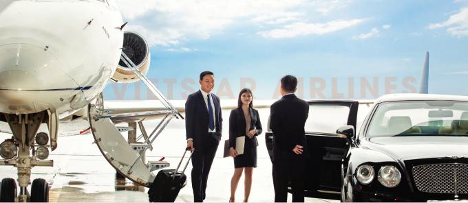 Fly VIP của Vietstar Airlines phục vụ cho các cá nhân, tổ chức, doanh nghiệp trong và ngoài nước, cung cấp mạng bay 23 sân bay trong nước, hoặc hành trình khứ hồi từ Việt Nam đến các quốc gia châu Á - Thái Bình Dương trong tầm bay 8 tiếng.