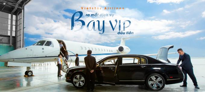Khi có nhu cầu thuê, khách hàng chỉ cần gọi điện đặt chuyến (thông báo trước cho hãng trước 1-2 tiếng là có thể khởi hành). Xe của Vietstar Airlines đến tận nhà hoặc khách sạn của hành khách để đón. Các khâu làm thủ tục cũng được ưu tiên và có phương tiện đưa thẳng đến chỗ đậu máy bay.