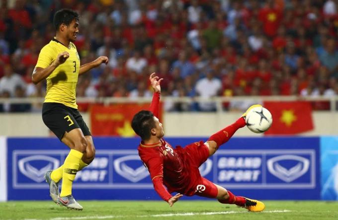 Cách săn vé 3 trận tiếp theo của đội tuyển Việt Nam