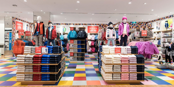 Uniqlo được đông đảo chị em đặt mua từ nước ngoài, nhất là các sản phẩm áo chống nắng, áo ấm,...