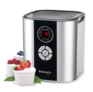 Mua máy làm sữa chua nào cho gia đình?