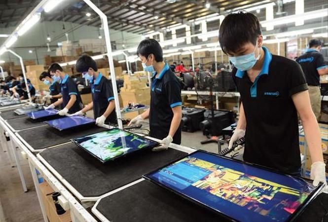 Theo cơ quan hải quan, việc lắp ráp sản phẩm của Asanzo đều không có dây chuyền hiện đại.