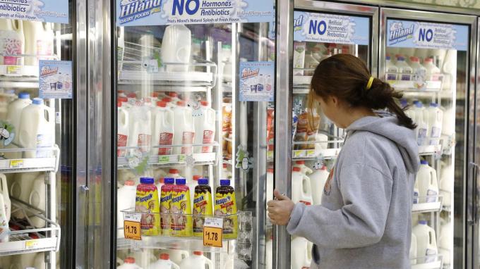 Vì sao công ty sữa lớn nhất nước Mỹ phải phá sản?
