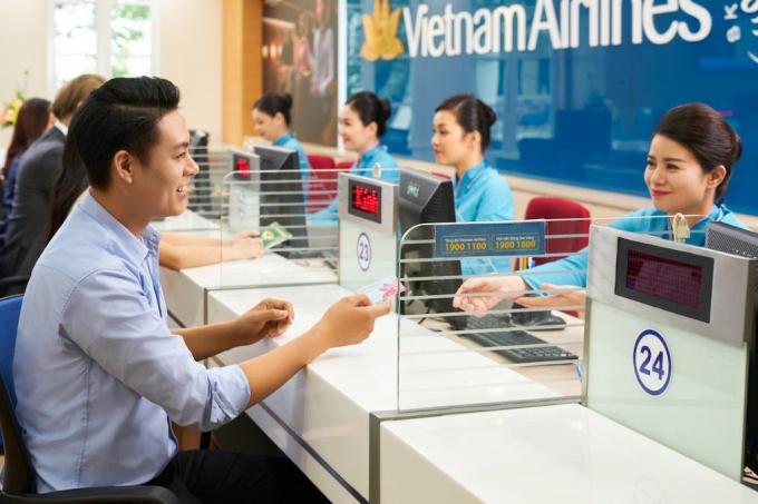Từ 20/11, Vietnam Airlines áp dụng loại vé mới giá ưu đãi cho khách không hành lý kí gửi