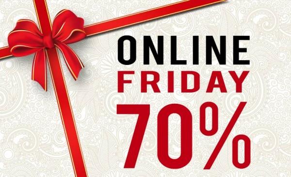 Online Friday 2019 có 50.000 mặt hàng giảm giá tới 70%
