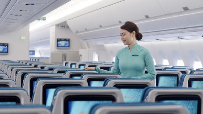 Vietnam Airlines đề nghị bỏ quy định trần giá vé bay chặng nội địa
