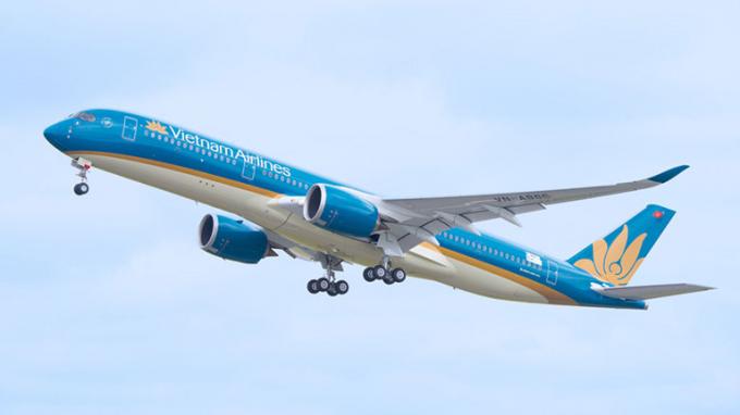 Vietnam Airlines tiếp tục vận chuyển hành khách từ Châu Âu về Việt Nam