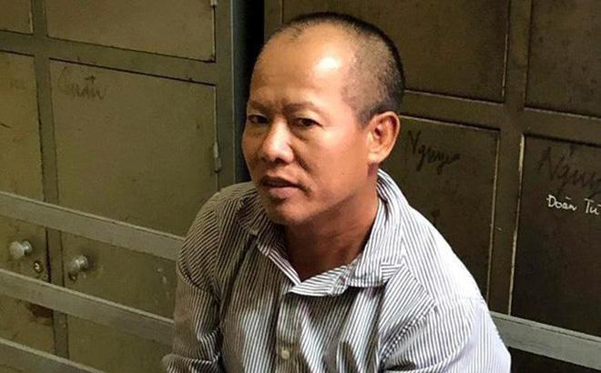 Đối tượng Nguyễn Văn Đông - người gây ra thảm sát