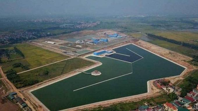 Nhà máy nước sông Đuống đưa ra mức giá nước sạch đắt hơn nhà máy nước sông Đà
