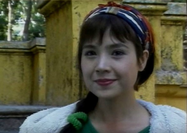 NSND Lan Hương vào vai Nguyệt Hà trong