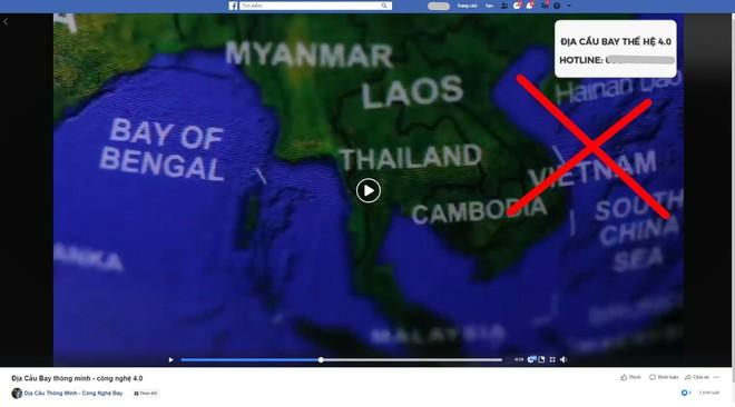 Xuất hiện thêm nhiều web bán quả địa cầu in hình đường lưỡi bò