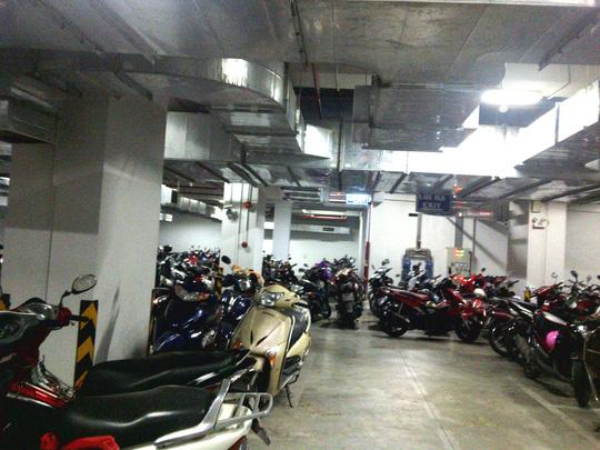 Bô Xây dựng nghiên cứu đề xuất cấm gửi xe dưới hầm chung cư tránh cháy nổ