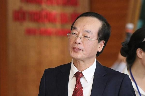 Bộ trưởng Phạm Hồng Hà.