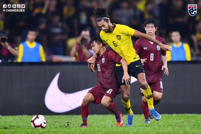 Thái Lan để thua Malaysia trong trận tối ngày 14/11.