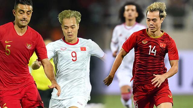 Lý do gì khiến HLV Park Hang Seo đổi số áo của các cầu thủ?