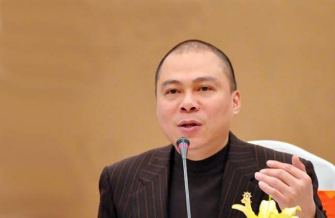 Ông Phạm Nhật Vũ - Cựu Chủ tịch AVG.