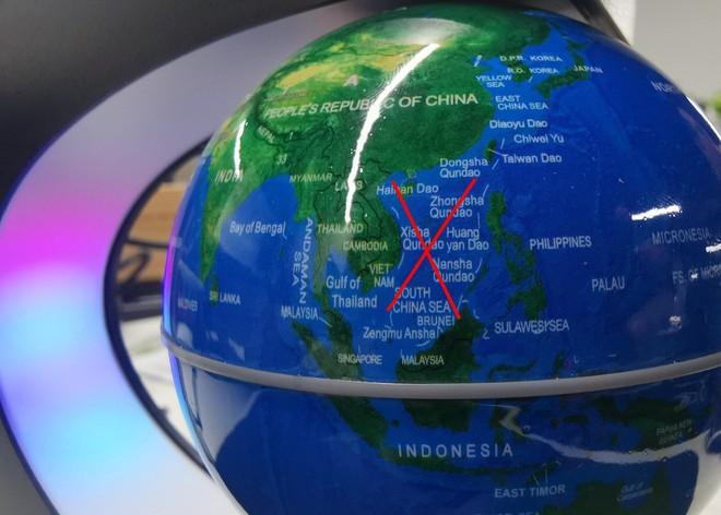 Quả địa cầu in hình