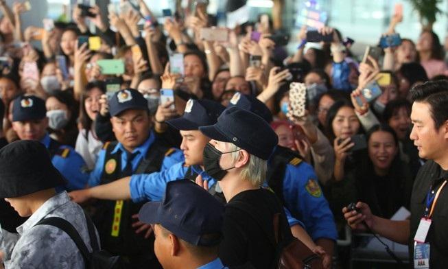 Các thành viên Super Junior chứng tỏ sức hút của nhóm nhạc đình đám một thời.
