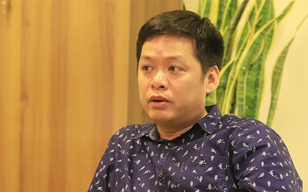 Ông Nguyễn Tư Long - Phó Vụ trưởng Vụ Công chức viên chức (Bộ Nội vụ)(Ảnh: Trần Thường)