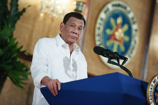Tổng thống Philippines, ông Duterte