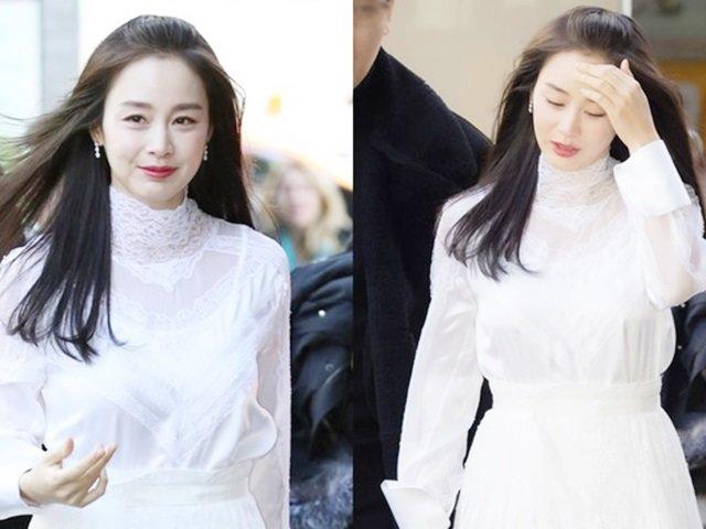 Kim Tae Hee tái xuất khiến fan mê mệt vì nhan sắc đỉnh cao