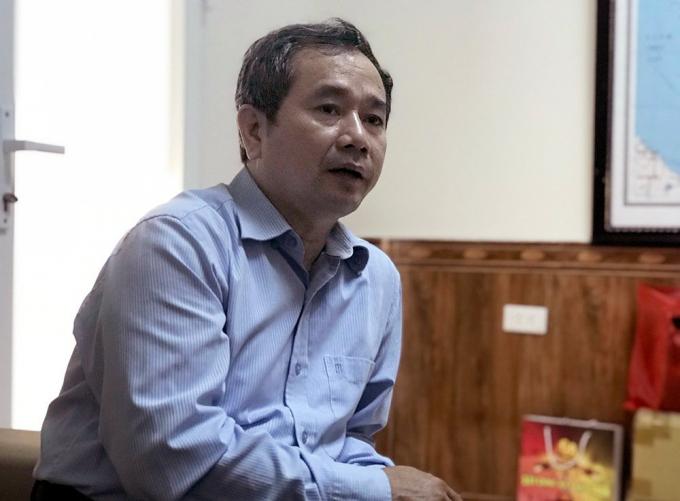 GS.TS Phạm Hồng Tung.
