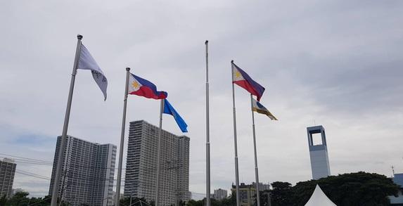 Thủ đô Manila, Philippines.
