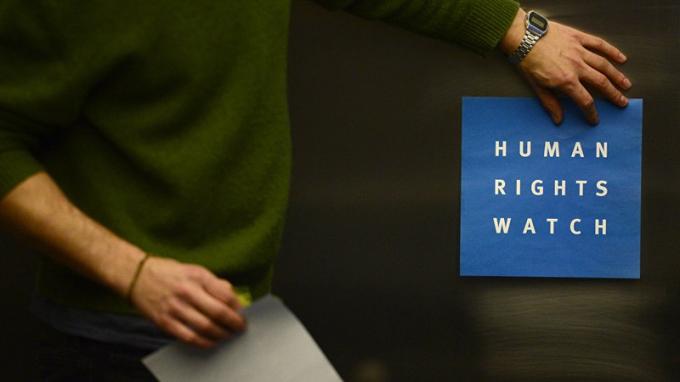 Trung Quốc áp các lệnh trừng phạt lên một số tổ chức phi chính phủ của Washington. Ảnh: AFP