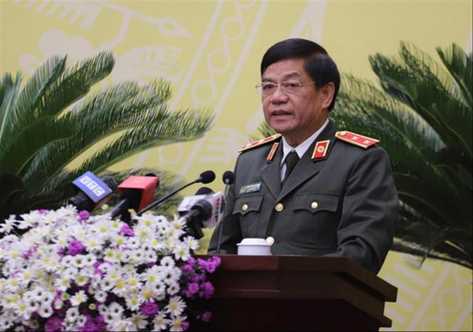 Trung tướng Đoàn Duy Khương, Giám đốc Công an thành phố Hà Nội