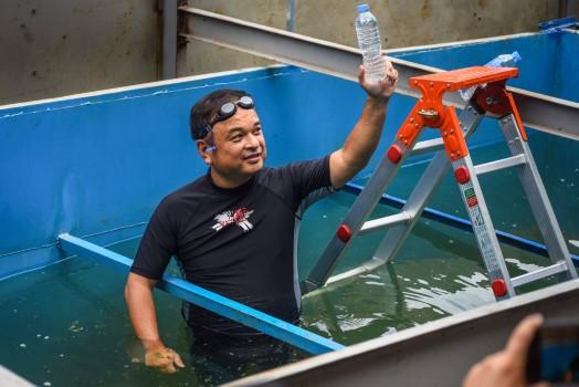 Chủ tịch TP Hà Nội phản bác văn bản của JEBO về việc làm sạch sông Tô Lịch