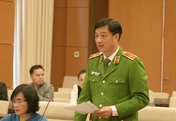 Thiếu tướng Nguyễn Duy Ngọc.
