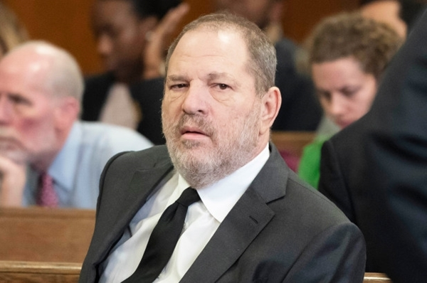 Nhà sản xuất phim Harvey Weinstein