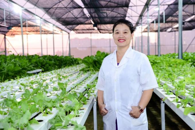 TS Phạm Thị Thu Hà