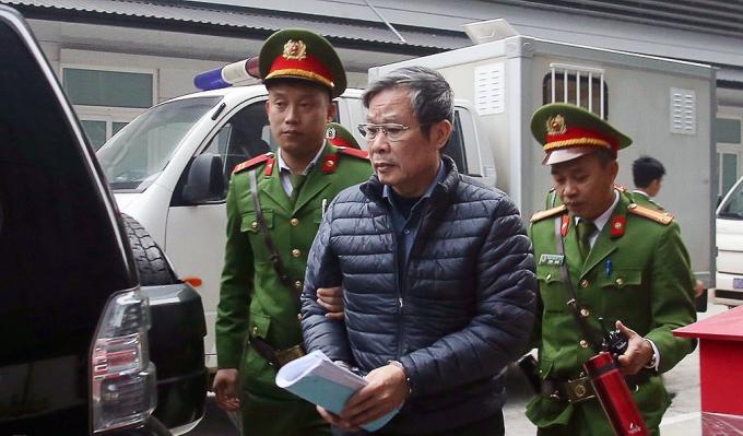 Ông Nguyễn Bắc Son