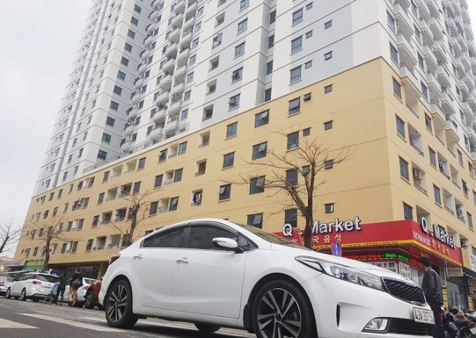 Tổ hợp khách sạn Mường Thanh và căn hộ cao cấp Sơn Trà