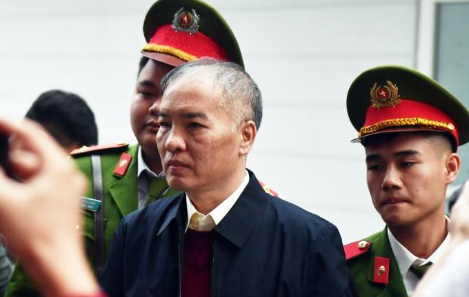 Cựu chủ tịch MobiFone Lê Nam Trà.