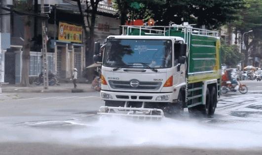 Hà Nội bắt đầu rửa đường chống ô nhiễm từ ngày 19/12