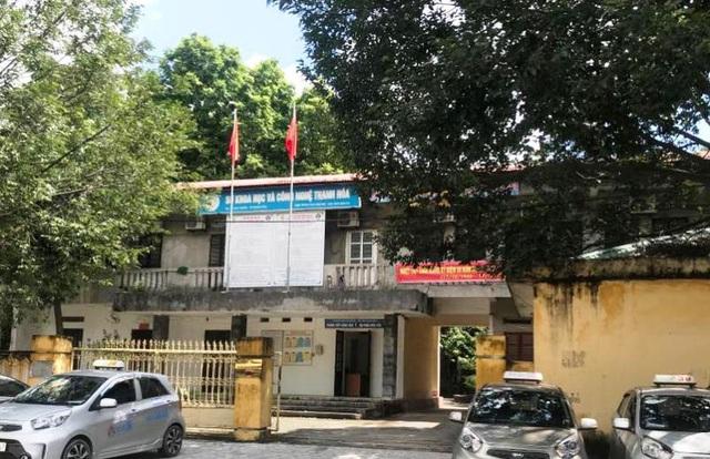 Sở Khoa học - Công Nghệ tỉnh Thanh Hóa.