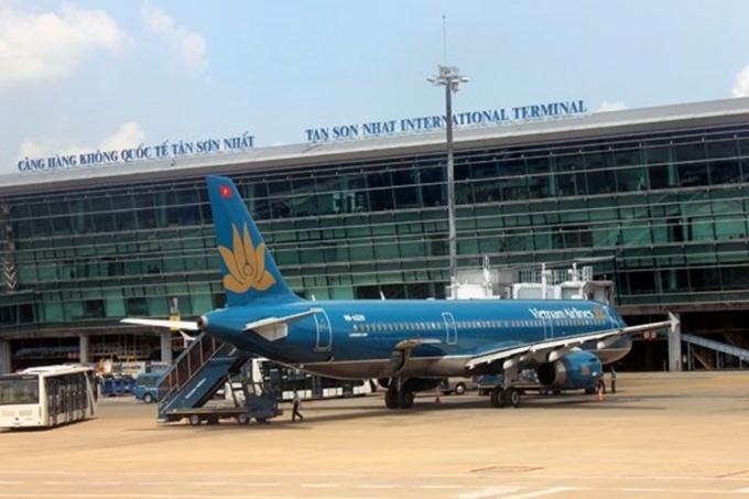 Cục Hàng không tăng cường chuyến bay đêm trong dịp tết để tránh tắc nghẽn ở sân bay Tân Sơn Nhất