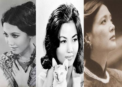 Những bóng hồng từng đóng cặp với Chánh Tín đều là nhữngngười đẹp nổi tiếngcủa màn ảnh Việt.