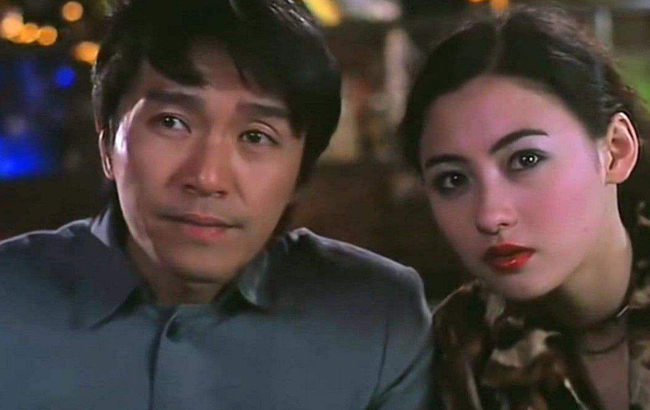 Trương Bá Chi cho biết muốn đóng phim của Châu Tinh Trì một lần nữa.