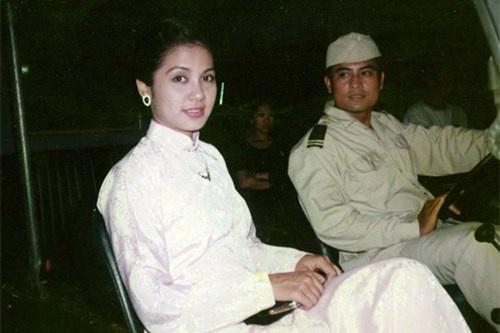 Diễn viên Việt Trinh đã có màn hóa thân xuất sắc vào vai diễn Bạch Cúc.