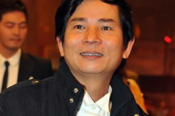 Diễn viên Vũ Đình Thân.
